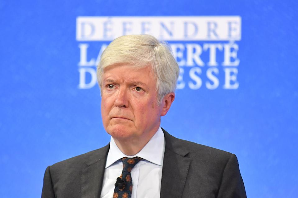 "File photo dated 11/07/19 of BBC director-general Lord Tony Hall, who has said the television industry is about to enter ""a second wave of disruption"" because of new entrants in the streaming market. Lord Hall said the disruption is an opportunity for the BBC to offer an even better service."