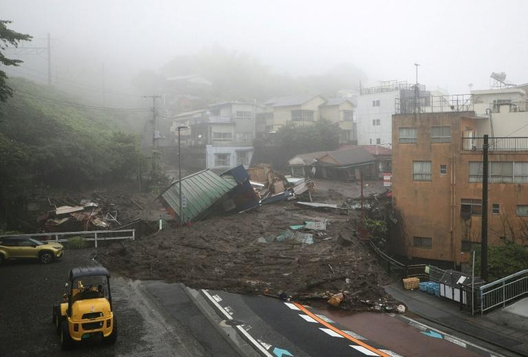 Much of Japan is currently in its annual rainy season