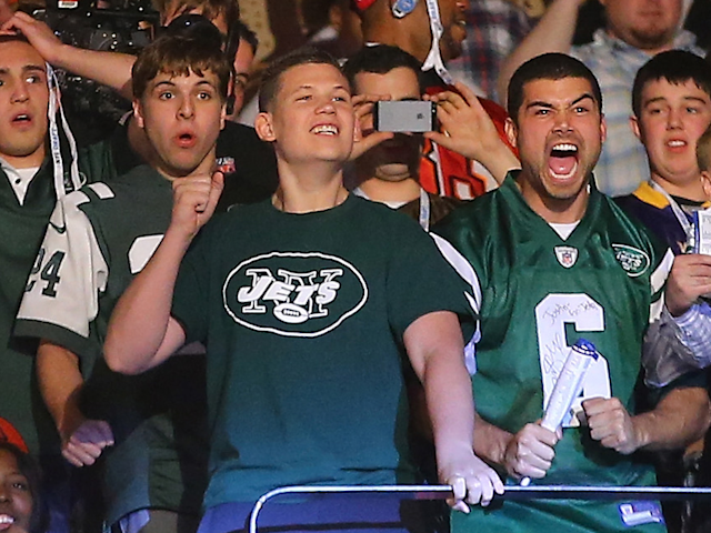 The New York Jets will hopefully get their quarterback of the future with the third overall pick in the NFL Draft.