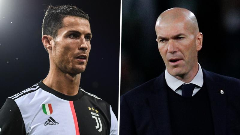 Marseille 'dreaming' of signing Ronaldo and Zidane, admits prospective owner