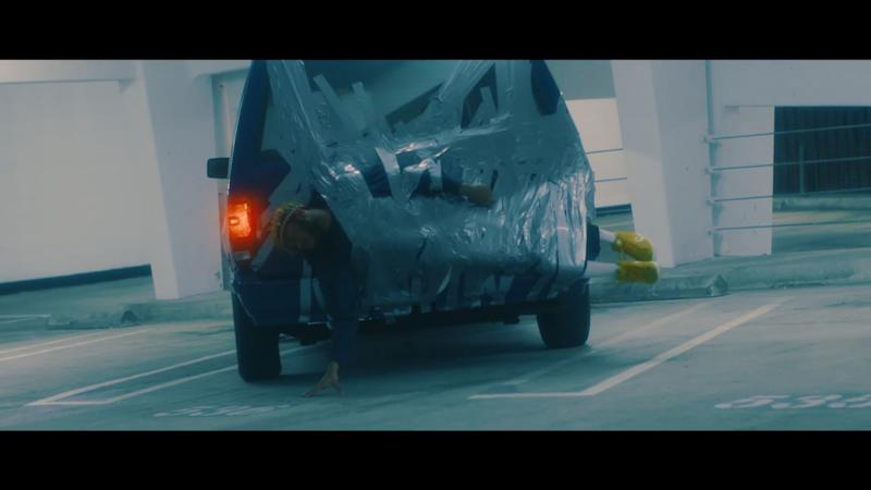 "Watch Kevin Abstract's Visually Striking Video for ""Runner"""