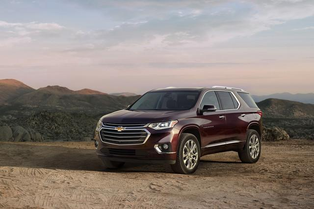 chevrolet traverse news specs pictures performance