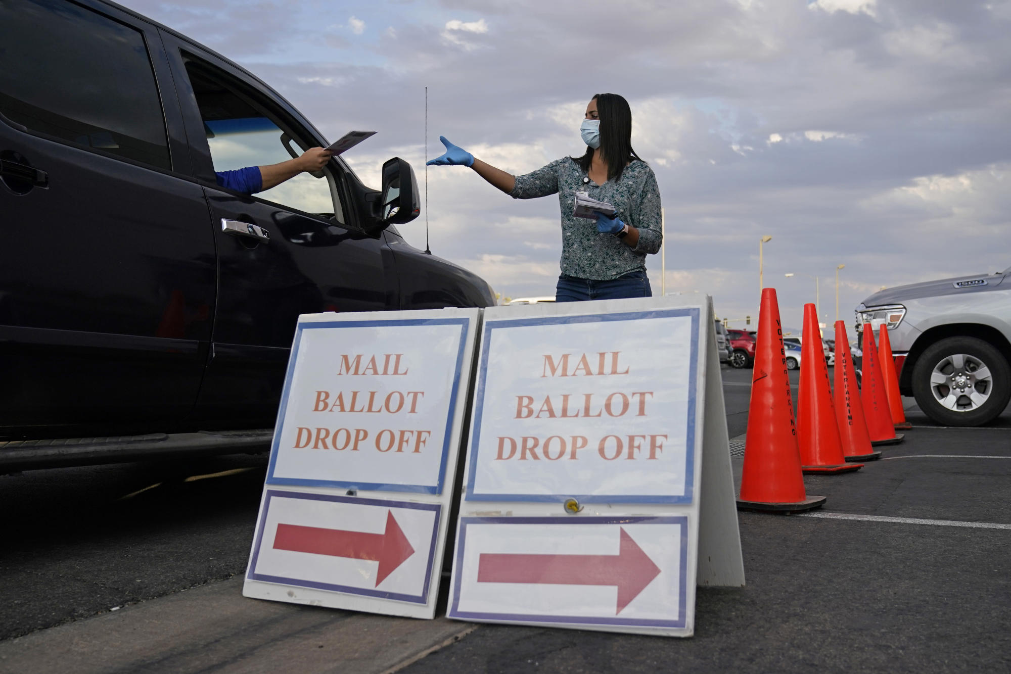 EXPLAINER: Trump's challenges fail to prove election fraud