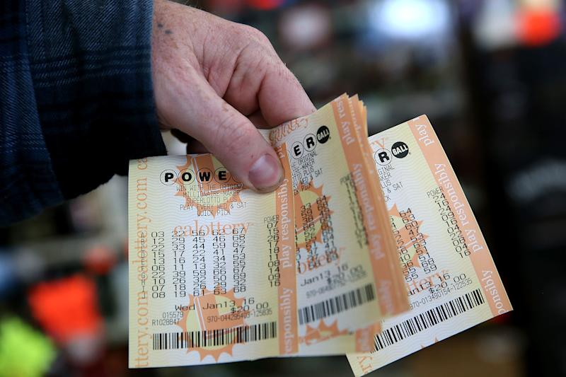 These States Have the Most Powerball Winners