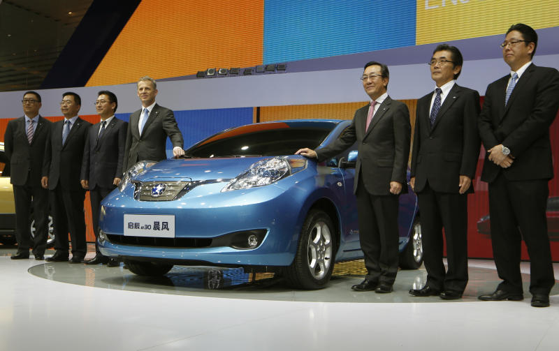 Nissan looks to no-frills China brand for revival
