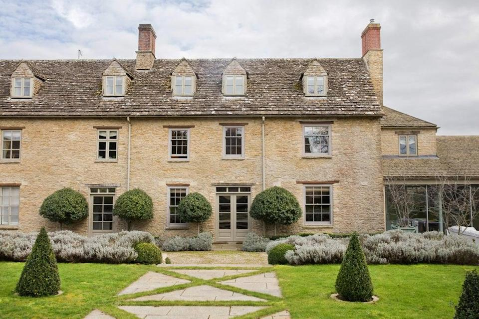 Thyme is a restored Cotswold manor and farm buildings (The Good Hotel Guide)