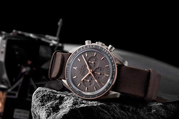 45 Past: New Omega Speedmaster Watch Marks Apollo 11 45th Anniversary