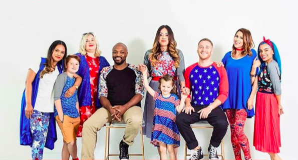 LulaRoe's Americana collection. (Photo: Instagram)
