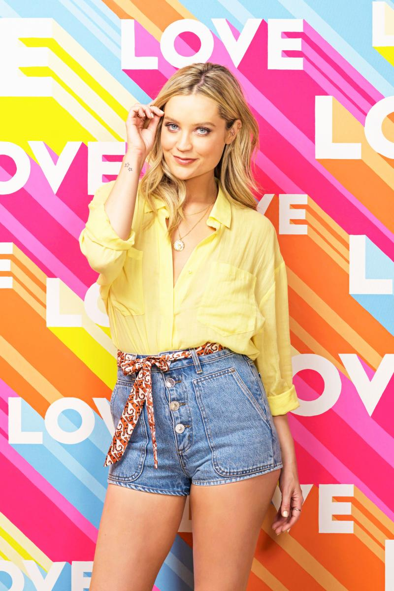 Laura Whitmore has taken over from Caroline Flack as the host of Love Island (Photo: Raquel Fernandes/ITV/Shutterstock)