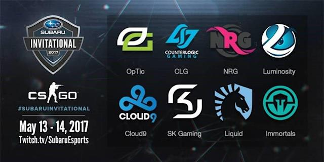 The eight teams for the Subaru Invitational have been revealed. (Subaru)