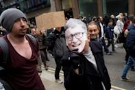 Microsoft co-founder Bill Gates has become a focus for online conspiracy theorists