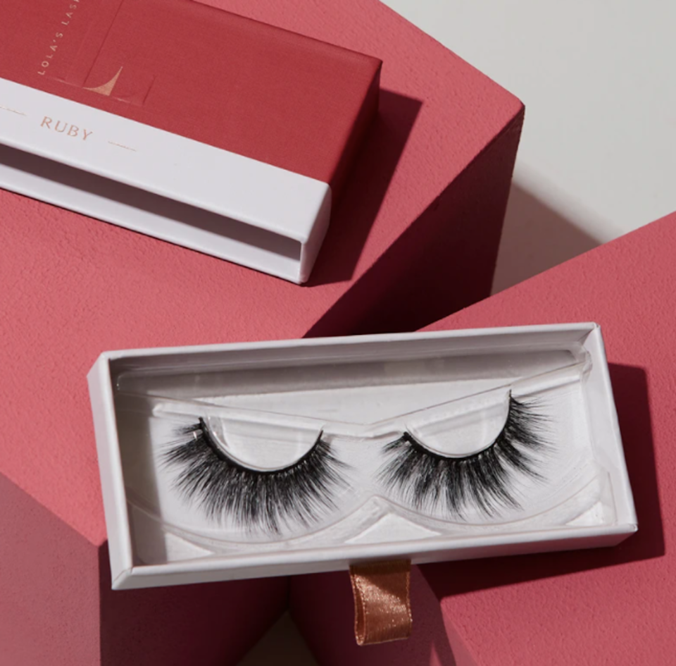 lolas cosmetics ruby false eyelashes