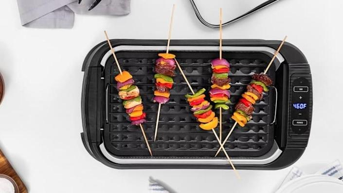 This grill gets the job done.