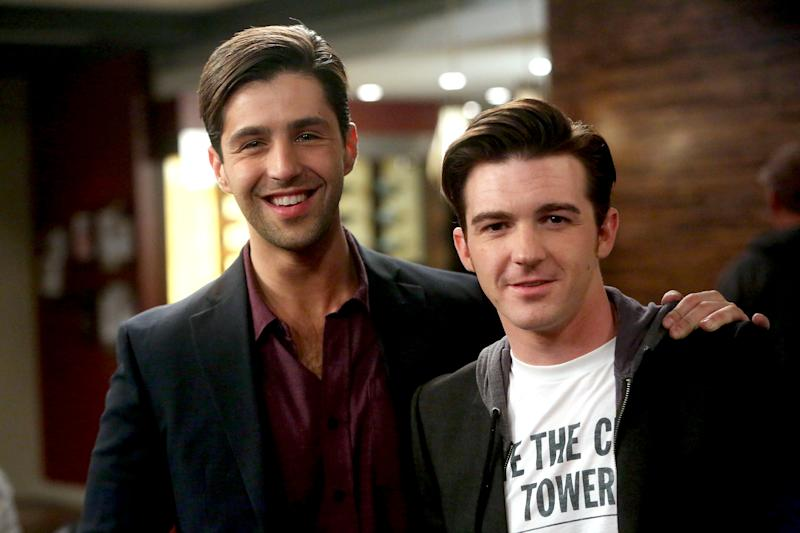 Drake Bell says a Drake & Josh reboot is in the works: 'We have a great idea'