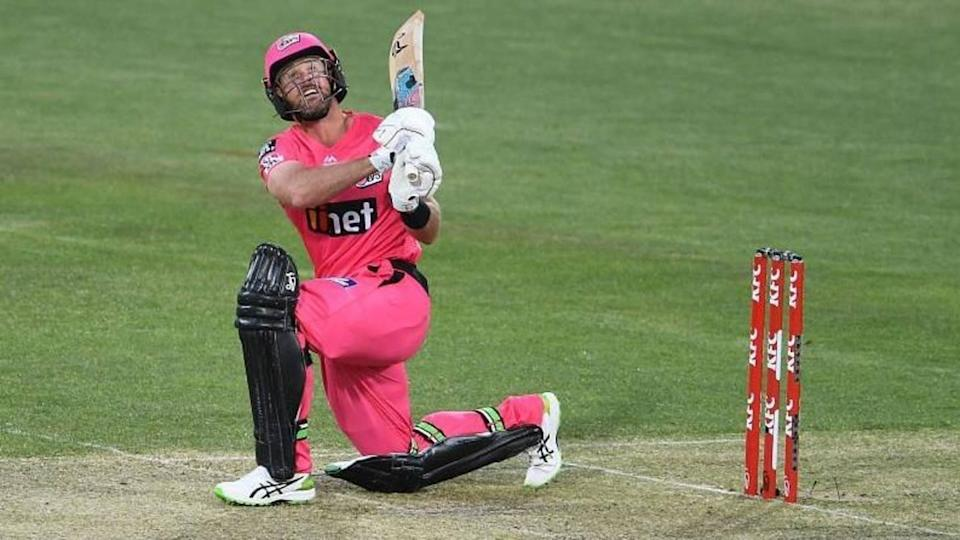 Daniel Christian smashes second-fastest fifty in BBL history
