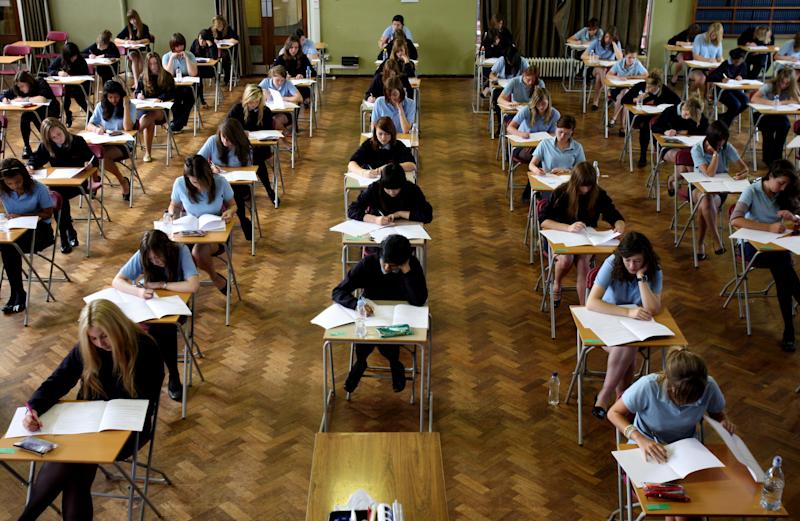 Exam regulator Ofqal has said GCSEstudents in England will be able to drop subject areas inEnglish literatureandhistory examsnext year. (Photo: Chris Radburn - PA Images via Getty Images)