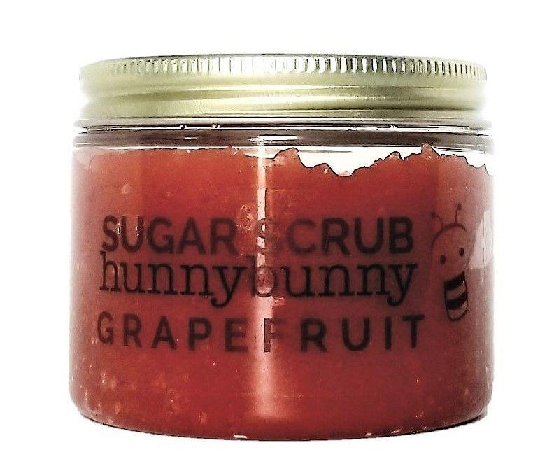 """<p><strong>hunnybunny</strong></p><p>square.site</p><p><strong>$15.00</strong></p><p><a href=""""https://hunnybunnyboutique-850857.square.site/product/grapefruit-sugar-scrub-6-oz/8?cs=true&cst=custom"""" rel=""""nofollow noopener"""" target=""""_blank"""" data-ylk=""""slk:Shop Now"""" class=""""link rapid-noclick-resp"""">Shop Now</a></p><p>Made by Washington, D.C.-based Hunnybunny, this grapefruit scrub will have your skin swearing it's summer every day of the year. Sugar gently exfoliates dead skin, while grapeseed oil, sweet almond oil, and honey leave skin soft and radiant.</p>"""
