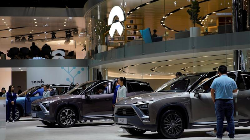 Cash-strapped Chinese Tesla challenger NIO raises doubts about survival amid Covid-19 outbreak