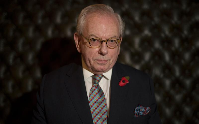 David Starkey - Eddie Mulholland