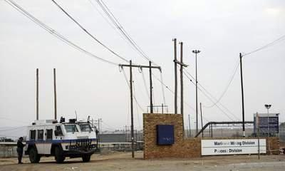 Lonmin Mine: Union Leader Killed In Shooting