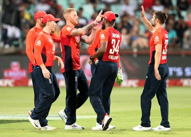 England fought back to win by two runs (AFP Photo/Anesh Debiky)