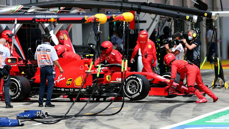 Ferrari facing a long road ahead after weekend to forget, says Brawn