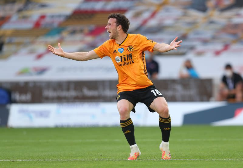 Liverpool sign Portugal winger Jota from Wolves