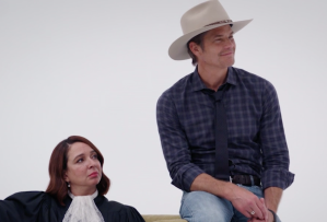 The Good Place Timothy Olyphant Judge Gen
