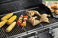 """<p>Do you have that one family member who uses the same equipment for years but refuses to give it up even though it doesn't work like it once did? Well, it's time to convince them to retire the old for the new with a brand new charcoal or gas grill. This <a href=""""https://www.amazon.com/Weber-Original-Premium-Charcoal-22-Inch/dp/B00MKB5TXA//ref=nav_signin?ie=UTF8&amp%3Bcamp=1789&amp%3Bcreative=9325&amp%3BcreativeASIN=B00MKB5TXA&amp%3BlinkCode=as2&amp%3Btag=thedailymeal-editorial-referral-20&amp%3B=&referrer=yahoo&category=beauty_food&include_utm=1&utm_medium=referral&utm_source=yahoo&utm_campaign=feed"""" rel=""""nofollow noopener"""" target=""""_blank"""" data-ylk=""""slk:charcoal grill"""" class=""""link rapid-noclick-resp"""">charcoal grill</a> has nearly 7,000 five-star ratings on Amazon and comes with a built-in lid thermometer and other great features that facilitate an easier grilling experience. If they prefer gas grills, get them this <a href=""""https://www.amazon.com/Char-Broil-463377319-Performance-Stainless-4-Burner/dp/B07JZV24HV//ref=as_li_tl?ie=UTF8&amp%3Bcamp=1789&amp%3Bcreative=9325&amp%3BcreativeASIN=B07JZV24HV&amp%3BlinkCode=as2&amp%3Btag=thedailymeal-editorial-referral-20&referrer=yahoo&category=beauty_food&include_utm=1&utm_medium=referral&utm_source=yahoo&utm_campaign=feed"""" rel=""""nofollow noopener"""" target=""""_blank"""" data-ylk=""""slk:stainless steel gas grill"""" class=""""link rapid-noclick-resp"""">stainless steel gas grill</a> that is big enough to cook for large gatherings. It has an average rating of 4.5 stars and is one of Amazon's top choices for gas grills.</p>"""