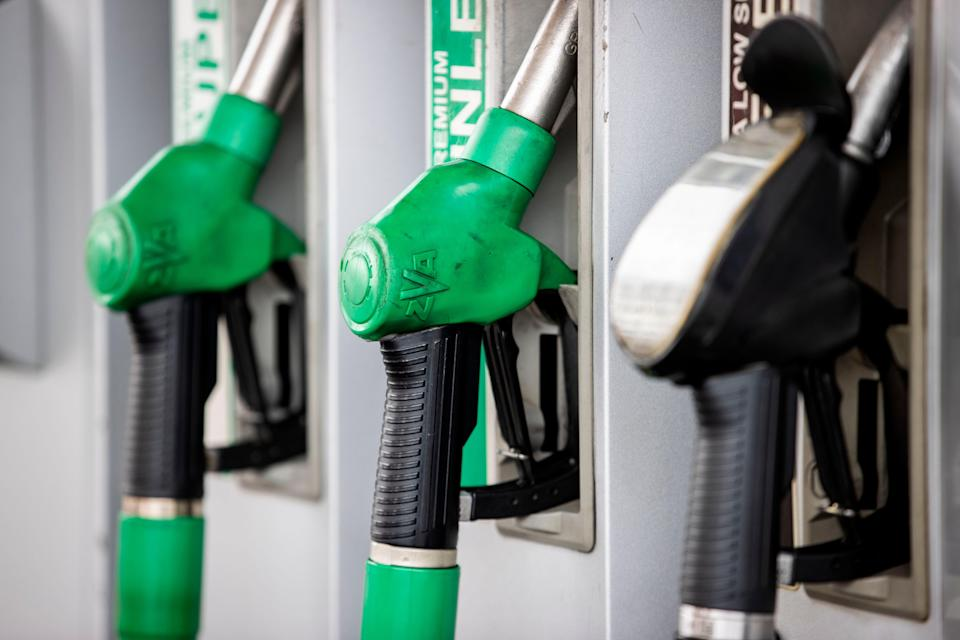 Petrol pump prices are soaring (PA Archive)