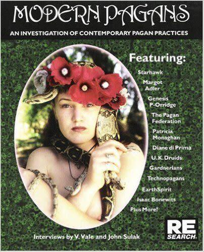 <i><span>Modern Pagans</span></i> by&amp;nbsp;John Sulak and&amp;nbsp;V. Vale includes dozens of interviews with practitioners from a wide range of pagan traditions, including&amp;nbsp;witchcraft, Santeria, shamanism, Druidry and goddess-centered spirituality. Hear about paganism in all its richness from the people who practice it.
