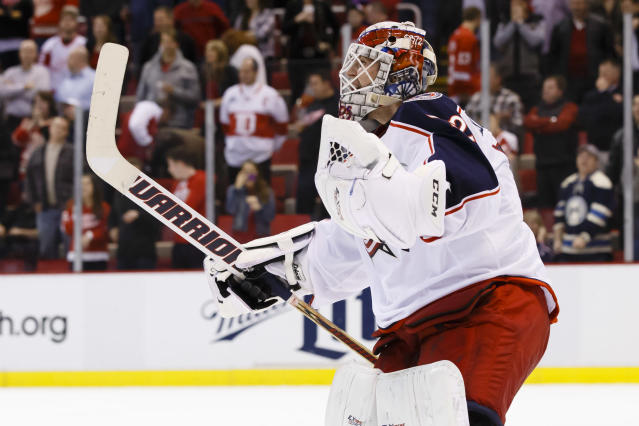 Sergei Bobrovsky signs new deal with Jackets, trading money for term