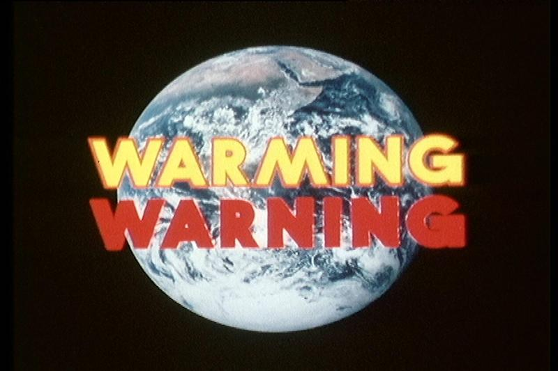 The opening titles of Warming Warning, a 1981 Thames Television documentary, that showed climate change was well understood long before it became a major political issue: Fremantle Media