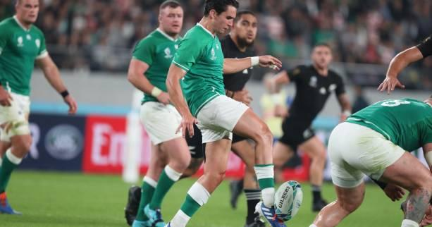 Rugby - CE - Munster - Racing-Munster : la guigne de Joey Carbery