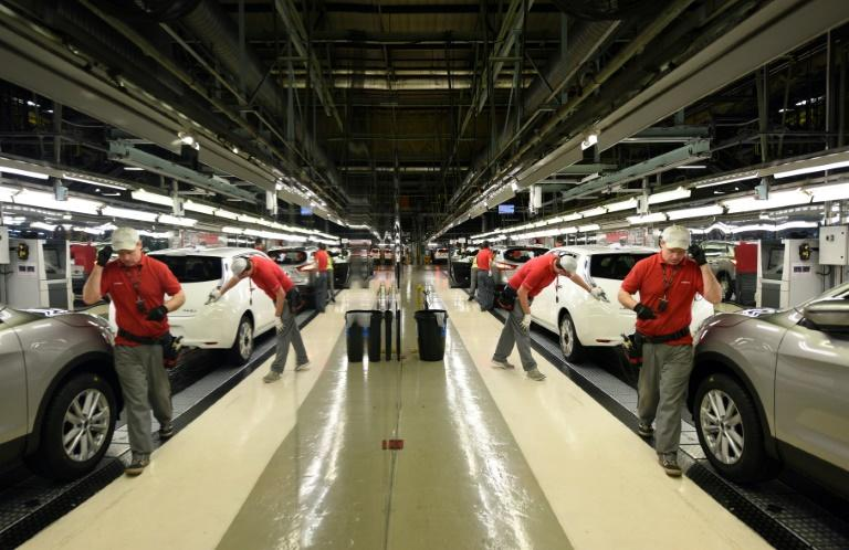Nissan has said it is cancelling plans to build its X-Trail SUV in Sunderland, northeast England