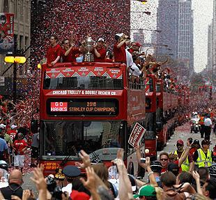 Blackhawks Stanley Cup parade security tightened after Boston Marathon bombing