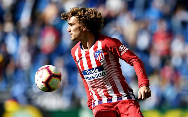 The Opta data on Antoine Griezmann's Atletico Madrid career show his form took a downturn in his final season at the Wanda Metropolitano.