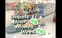 """<p>In the early 1990s seasons of <em>Supermarket Sweep</em>, there were a number of costumed characters, called """"the weird customers,"""" who would roam the aisles during the Big Sweep. The rule was that a customer had to turn around and go in the other direction <a href=""""https://gameshows.fandom.com/wiki/Supermarket_Sweep"""" rel=""""nofollow noopener"""" target=""""_blank"""" data-ylk=""""slk:if they stumbled across one of the customers"""" class=""""link rapid-noclick-resp"""">if they stumbled across one of the customers</a>.</p>"""