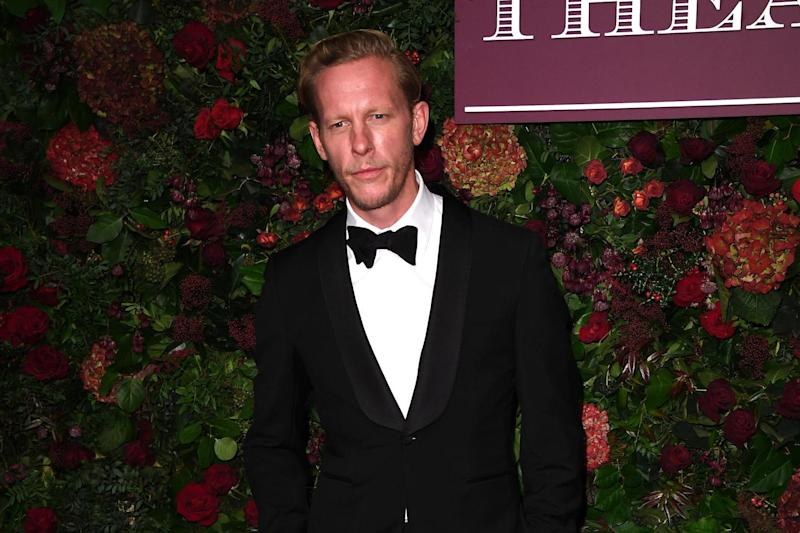 Laurence Fox: Getty Images
