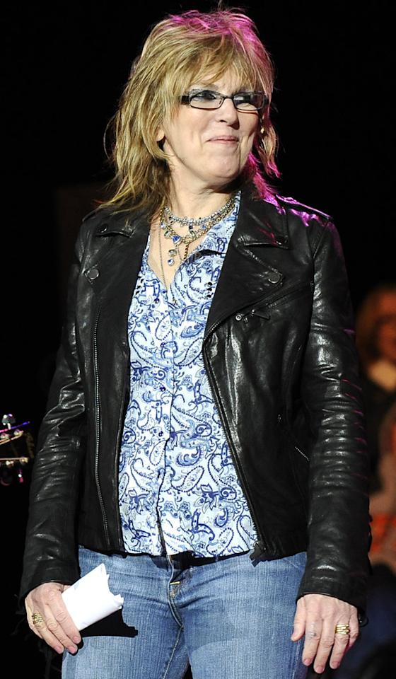 Jazz singer Lucinda Williams turns 59 on January 26.