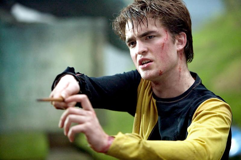 HARRY POTTER AND THE GOBLET OF FIRE, Robert Pattinson, 2005, (c) Warner Brothers/courtesy Everett Collection