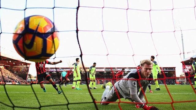 <p>Loris Karius joined Liverpool for a relatively small fee considering how impressive he was for Mainz, Jurgen Klopp's former club, in the 2015/16 season where he was named in the Bundesliga Team of the Year.</p> <p><br> At Liverpool, however, he has been far from impressive and deservedly lost his place to Simon Mignolet after conceding 12 goals in 10 games - making just 14 saves in the process.</p>