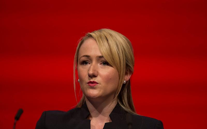 """Rebecca Long-Bailey, the shadow business secretary, has admitted that Labour must do more to """"restore faith"""" among British Jews - Copyright ©Heathcliff O'Malley , All Rights Reserved, not to be published in any format without prior permission from copyright holder."""