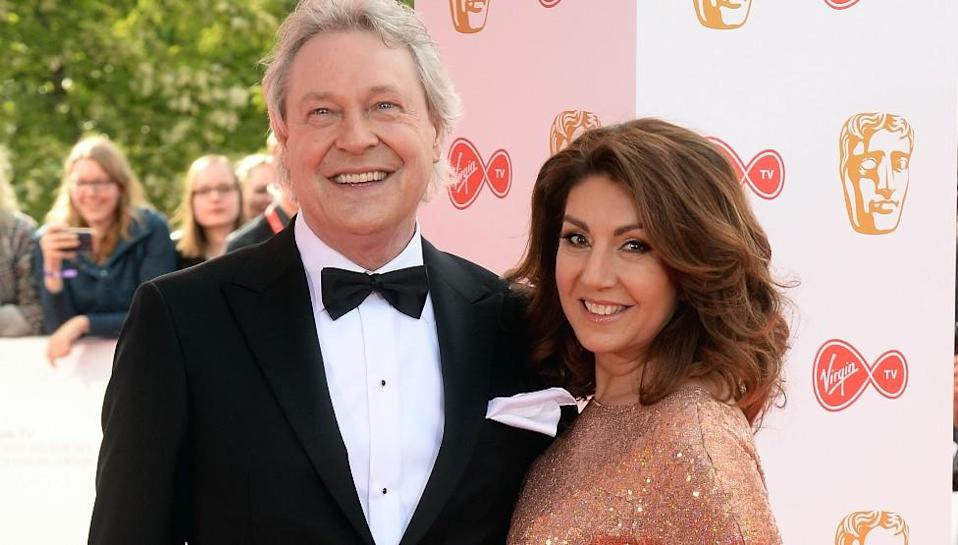 Eddie Rothe and Jane McDonald