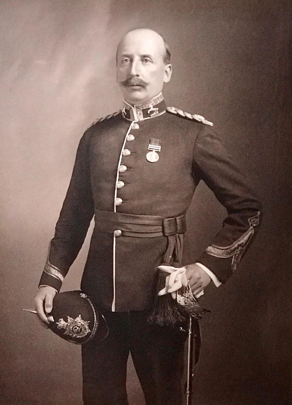 It is believed that the 8th Baronet, Sir Henry Edward Paston-Bedingfeld, kept the chocolate as a memento of his time in the Boer War. (National Trust/ PA)