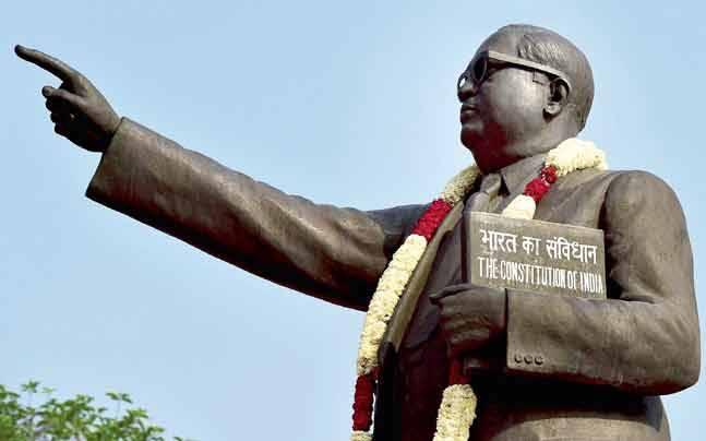 'Bharat Ratna' being 'unconstitutionally' prefixed before Ambedkar's name, alleges activist