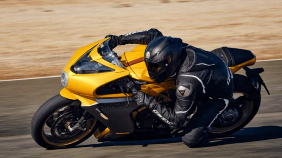 2021 MV Agusta Superveloce, with a Euro 5-compliant engine, revealed