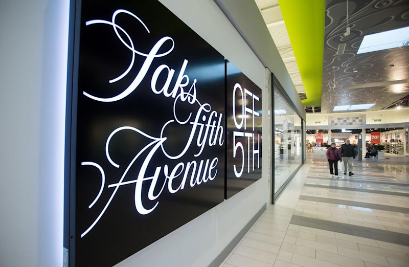 Catalyst Owns 16% Stake in Saks Owner Hudson's Bay
