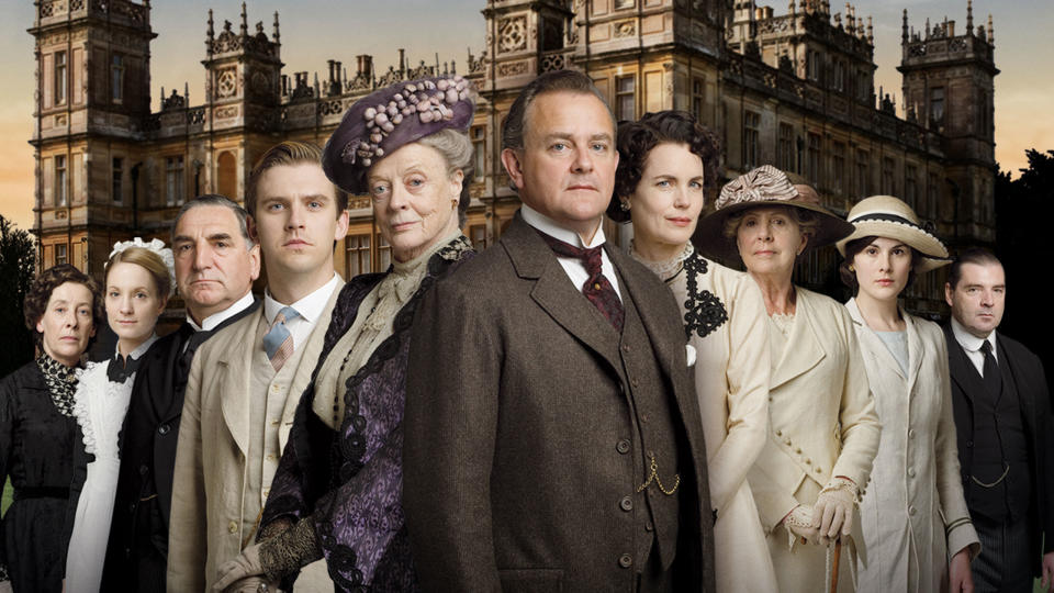All six series of 'Downton Abbey' are due to arrive on Netflix in August. (ITV)