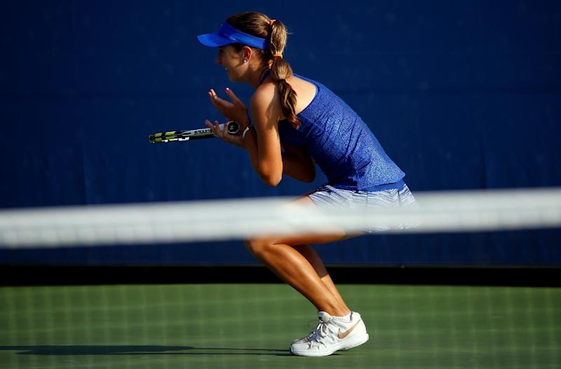 Tennis - Bellis, 15, loses out on $60,000 for US Open stunner